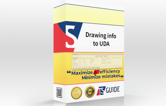 Drawing Info to UDA
