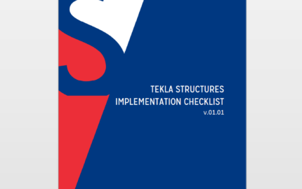 Tekla Implementation Checklist