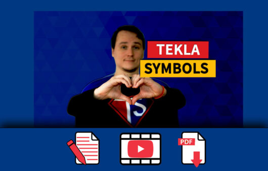 Tekla Tip 63 - Symbols