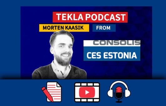 Tekla Podcast CES Estonia